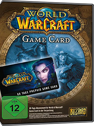 WoW - Gamecard Prepaid 60 Tage [EU] Screenshot