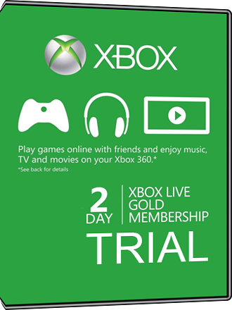 Xbox Live Gold - 48 Stunden Trial Screenshot