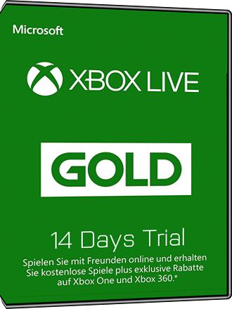 Xbox Live Gold - 14 Tage Trial Screenshot