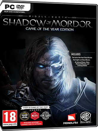 Mittelerde Mordors Schatten - Game of the Year Edition Screenshot