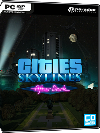 Cities Skylines - After Dark (Addon) Screenshot