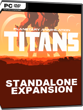 Planetary Annihilation TITANS Screenshot