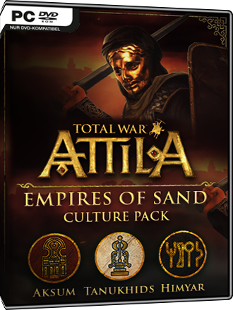 Total War Attila - Empires of Sand Culture Pack (DLC) Screenshot