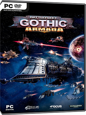 Battlefleet Gothic Armada Screenshot