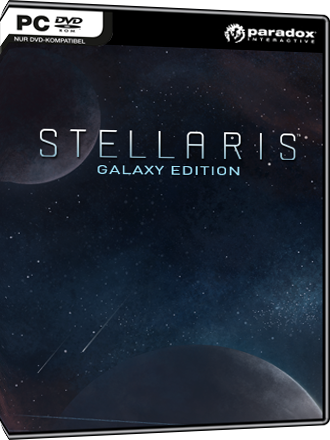 Stellaris - Galaxy Edition Screenshot