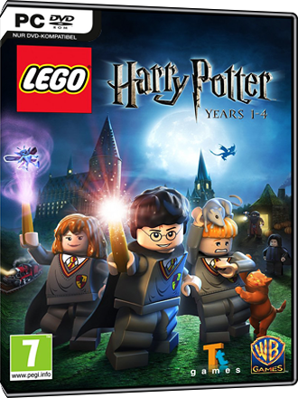 LEGO Harry Potter: Die Jahre 1-4 Screenshot