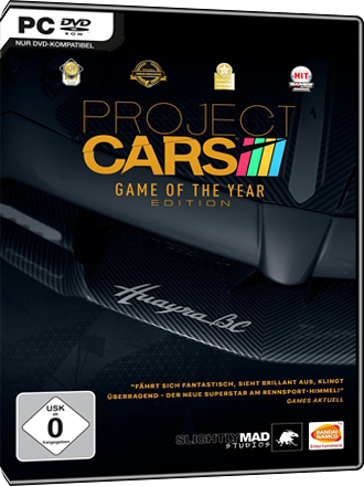 Project CARS - Game of the Year Edition Screenshot