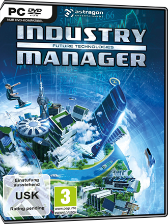 Industry Manager - Future Technologies Screenshot