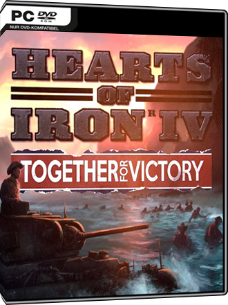Hearts of Iron IV - Together for Victory (Addon) Screenshot