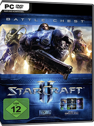 Starcraft 2 Battlechest 2.0 Screenshot