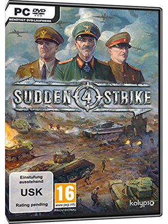 Sudden Strike 4 Screenshot