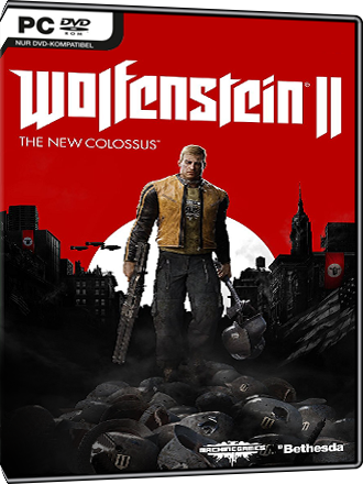 Wolfenstein II - The New Colossus Screenshot