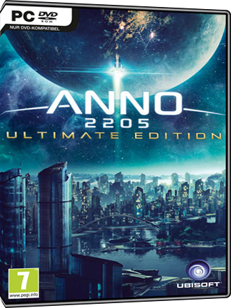 Anno 2205 - Ultimate Edition (Königs-Edition) Screenshot