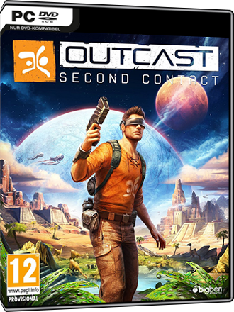 Outcast - Second Contact Screenshot