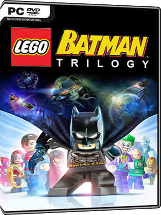 LEGO Batman Trilogy Screenshot