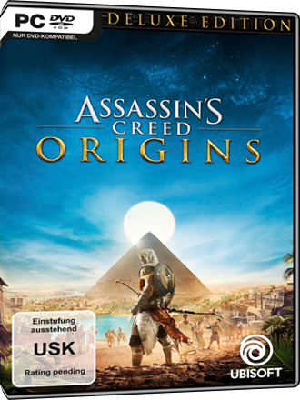 assassin 39 s creed origins deluxe edition kaufen mmoga. Black Bedroom Furniture Sets. Home Design Ideas