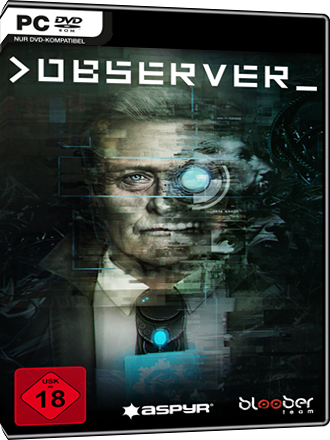 Observer Screenshot