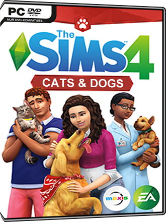 Sims  Cats And Dogs Gog