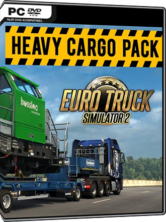 Euro Truck Simulator 2 - Heavy Cargo Pack (DLC) Screenshot