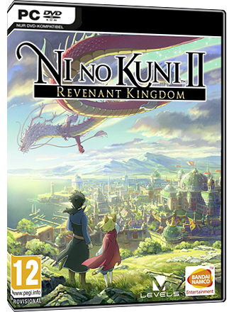 Ni No Kuni II - Revenant Kingdom Screenshot