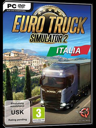euro truck simulator 2 italia dlc kaufen mmoga. Black Bedroom Furniture Sets. Home Design Ideas