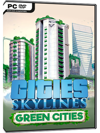 Cities Skylines - Green Cities DLC Screenshot