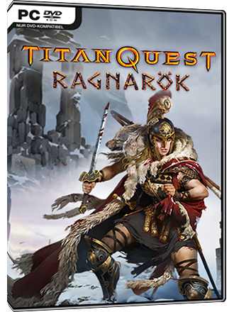 Titan Quest - Ragnarok (DLC) Screenshot