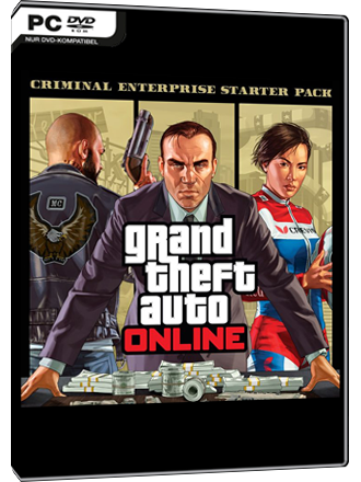 GTA 5 + Criminal Enterprise Starter Pack Bundle Screenshot
