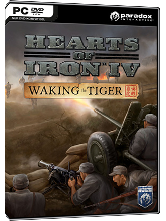 Hearts of Iron IV - Waking the Tiger (DLC) Screenshot