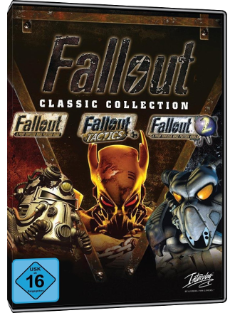 Fallout Classic Collection Screenshot
