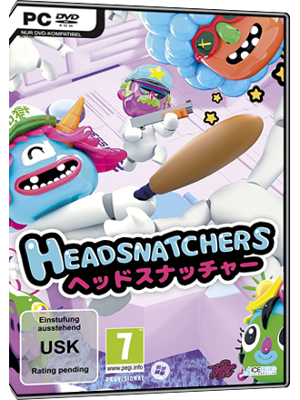 Headsnatchers Screenshot