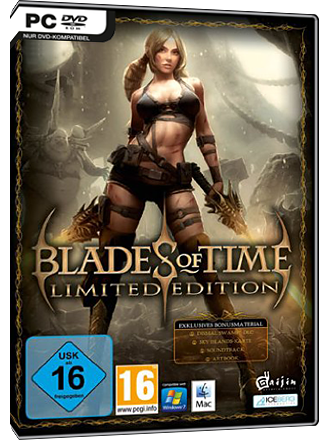 Blades of Time - Limited Edition Screenshot