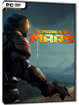 Memories of Mars Screenshot