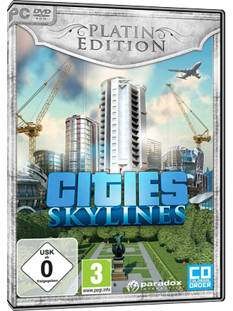 Cities Skylines - Platinum Edition Screenshot