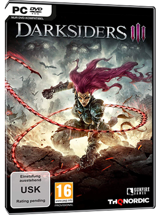Darksiders 3 Screenshot