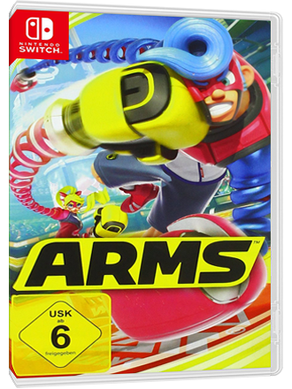 ARMS - Nintendo Switch Download Code Screenshot