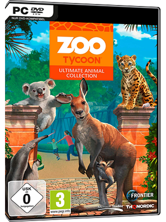 Zoo Tycoon - Ultimate Animal Collection Screenshot