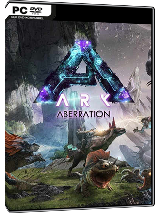 ARK Survival Evolved - Aberration (DLC) Screenshot