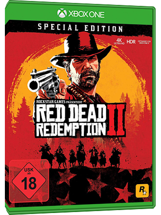 Red Dead Redemption 2 - Special Edition (Xbox One Download Code) Screenshot