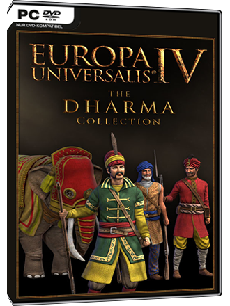 Europa Universalis IV - Dharma Collection Screenshot