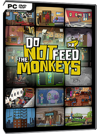 Do Not Feed The Monkeys Screenshot