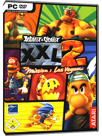 Asterix & Obelix XXL 2 Screenshot