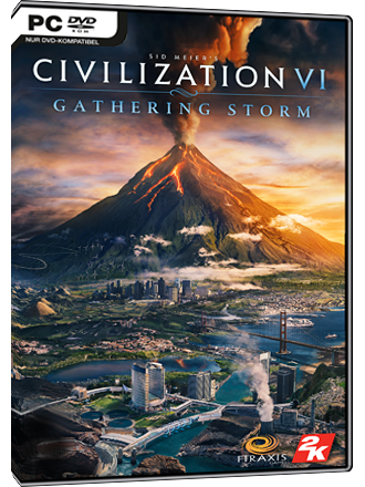 Civilization VI - Gathering Storm (Addon) Screenshot