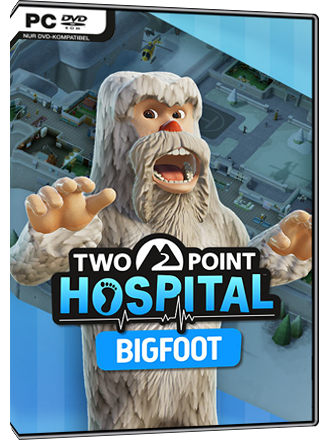 Two Point Hospital - Bigfoot (DLC) Screenshot