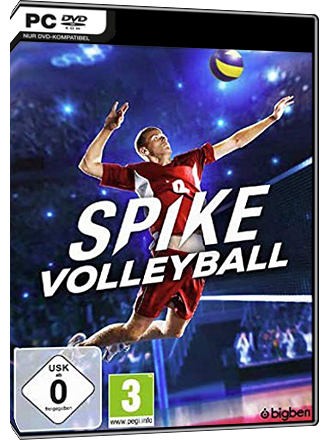 Spike Volleyball Screenshot
