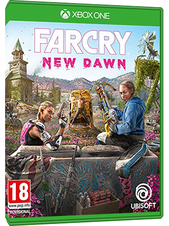 Far Cry New Dawn - Xbox One Download Code Screenshot