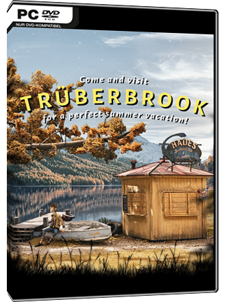 Truberbrook - A Nerd Saves The World Screenshot