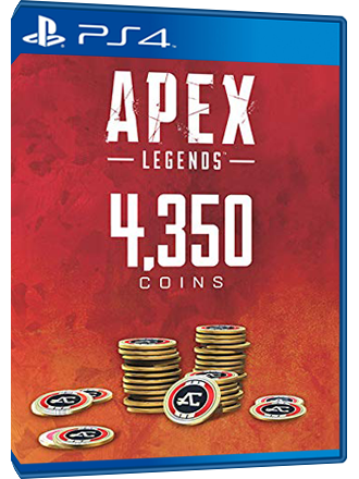 APEX Legends - 4000 Apex Coins (+350 Bonus) - PS4 Download Code [Deutschland] Screenshot