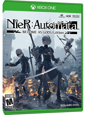 NieR Automata - Become As Gods Edition (Xbox One Download Code) Screenshot