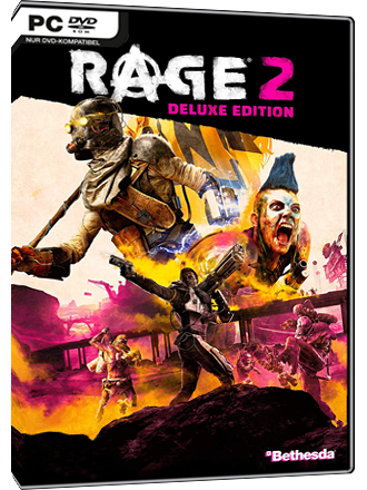 RAGE 2 - Deluxe Edition Screenshot
